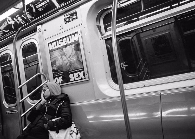 Train, Brooklyn; December 2016 - jtbramblett | ello