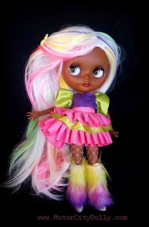 39th custom Blythe doll, create - sandracoe | ello