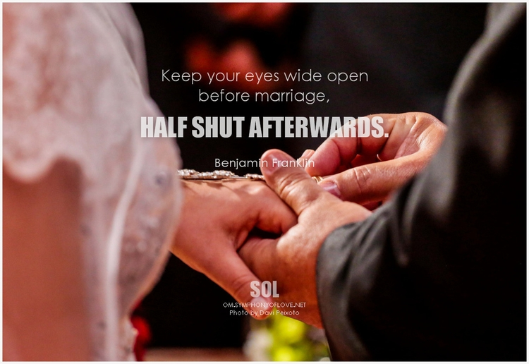 picture quotes Marriage eyes wi - symphonyoflove | ello