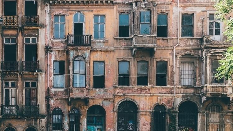 Facades  - architecture, windows - efe12   ello