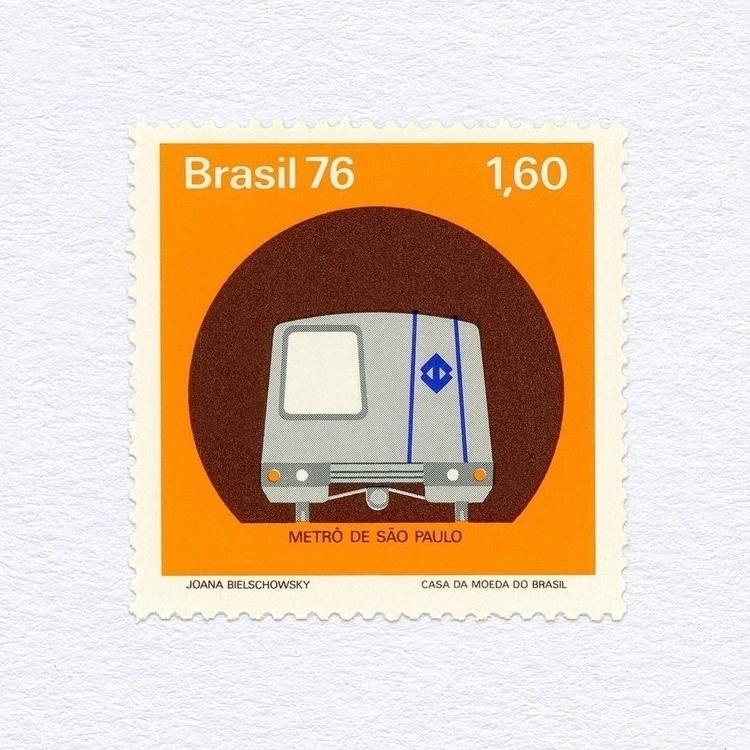 São Paulo Metro (1,60). Brazil - daniel-sousa | ello
