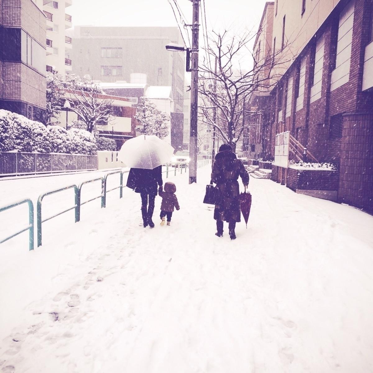 Memories Tokyo snow - tokyo_joe | ello