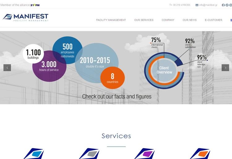 MANIFEST  - Wordpress, Website, Development - bradonblack | ello