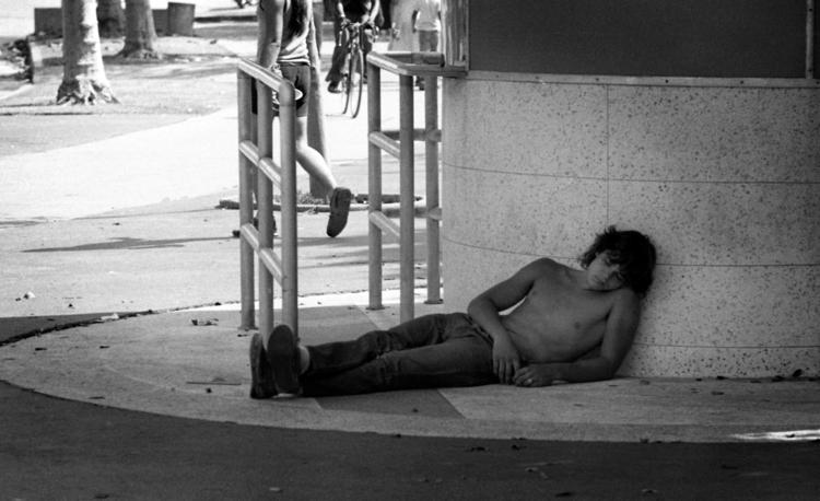 California Beach Resting. 1974 - hughholland   ello