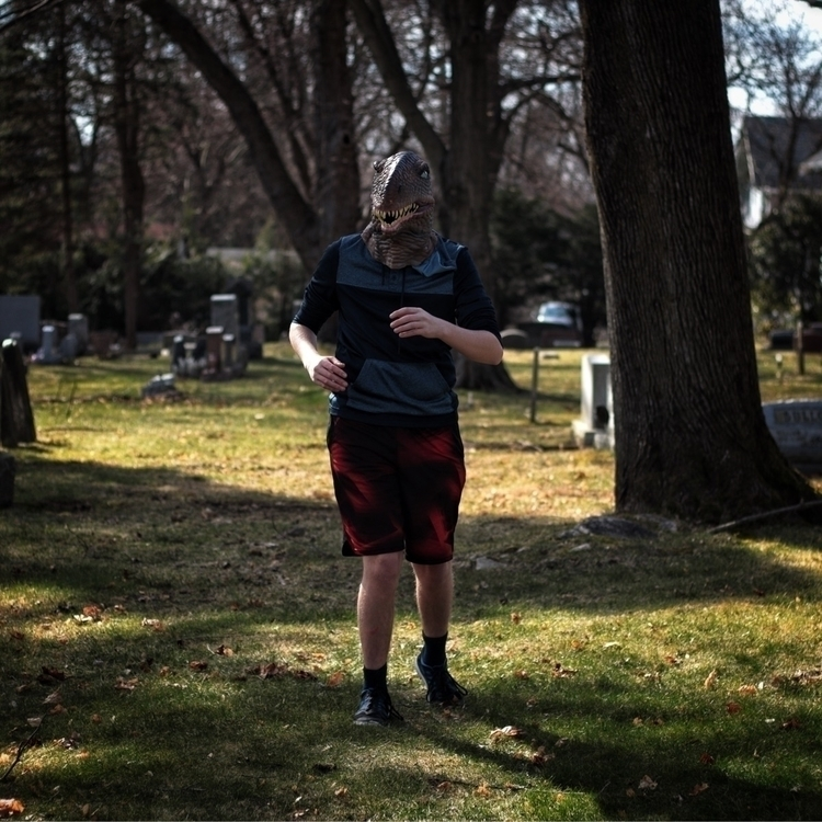 [stow cemetery, ohio] velocirap - interrailing | ello