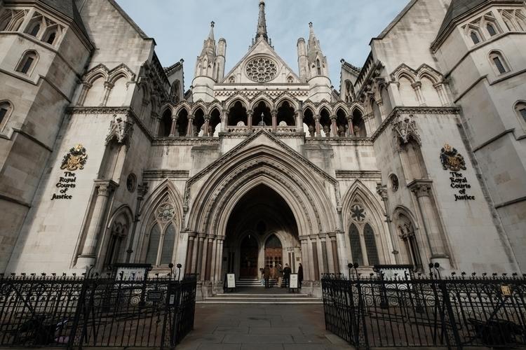 Victorian Gothic. Royal Courts  - stephenwhite | ello