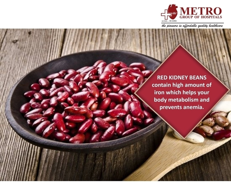 RED BEANS high amount iron help - metrohospitalseo | ello