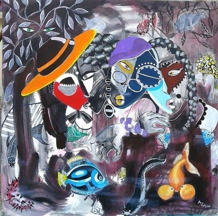 Follow online mag gallery - ArtsdesignAfrica - artsdesign54 | ello
