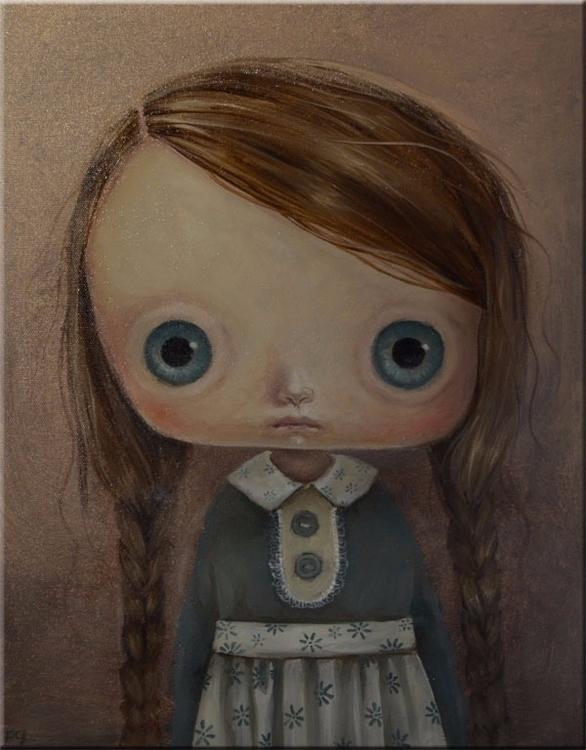 Portrait Violet Baudelaire Lemo - paulee1 | ello