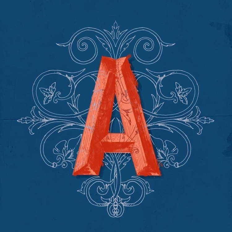 Letter - lettering, handdrawntype - rafbanzuela | ello