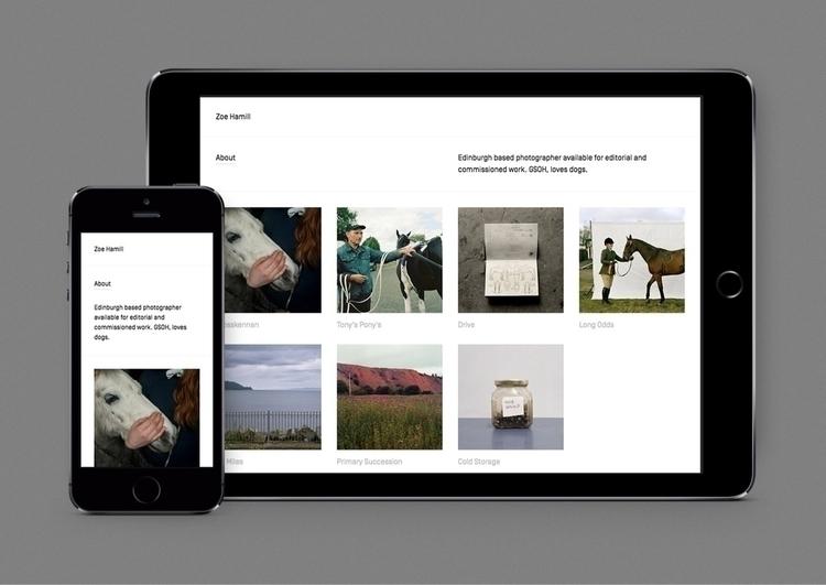 Portfolio website designed buil - alex-mccooke   ello