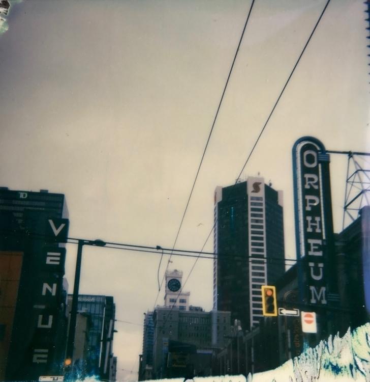 Orpheum Kalamarz - polaroid, photography - jkalamarz | ello