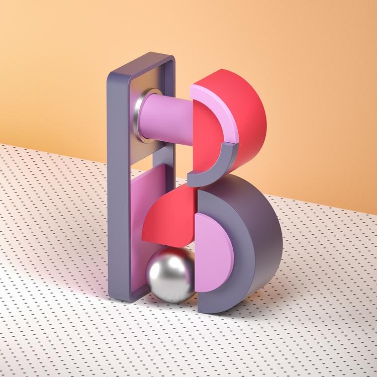 Day 02  - 36daysoftype, typography - serafimmendes | ello