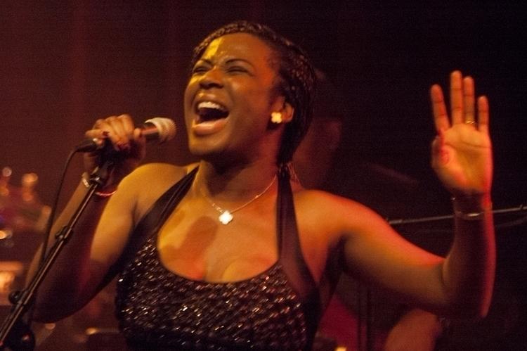 Charlotte Dipanda, singer music - blackartmatters | ello