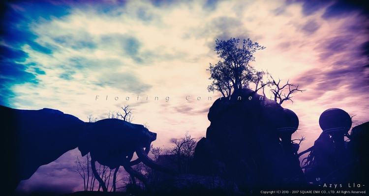 Floating Continent 魔大陸アジス・ラー より - flcvs | ello
