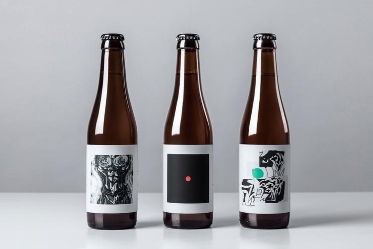 Packaging Brewing designed Goth - northeast | ello