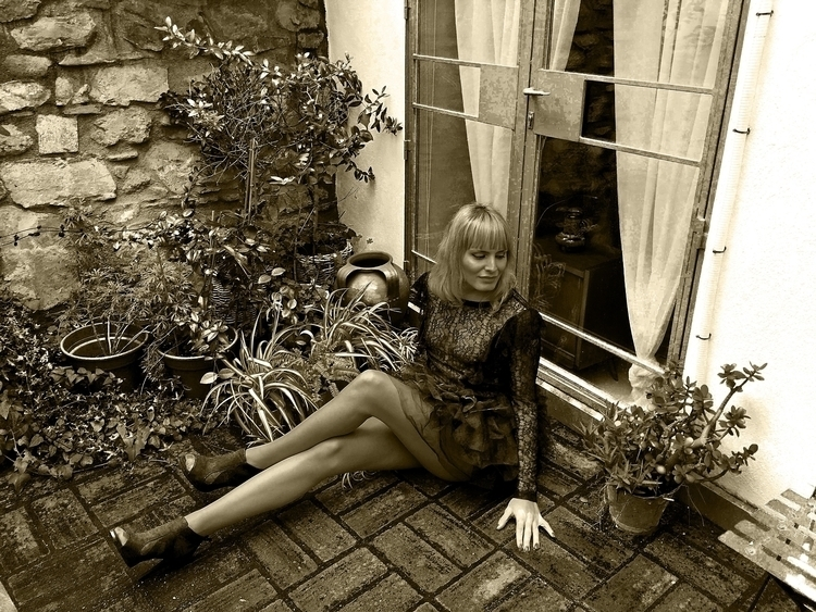 style / black white - photography, - androgynbeauty | ello