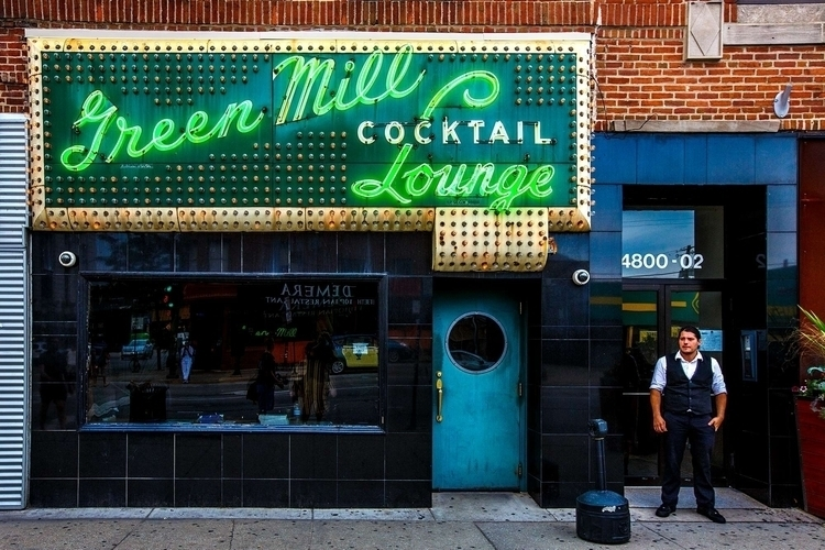 Green Mill Cocktail Lounge, Chi - fjgaylor | ello