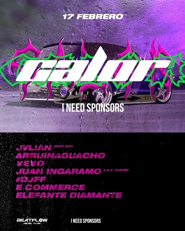 2 hosted - CALOR - ineedsponsors | ello