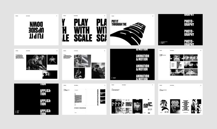 website designed Printworks Lon - onlystudiouk | ello
