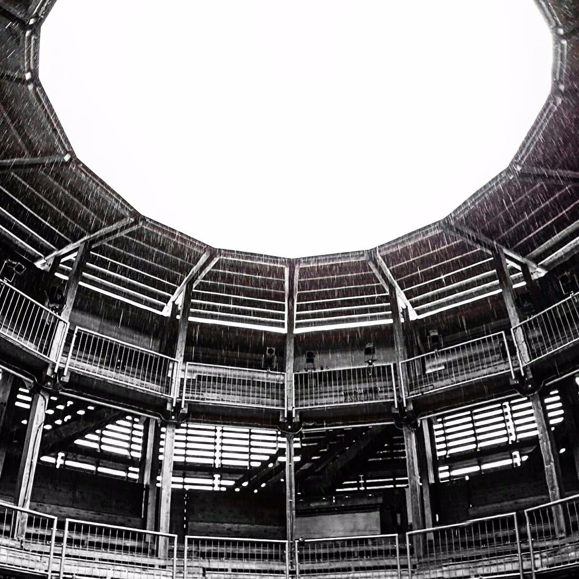 globetheatre, blackrain, architecture - yantra23   ello