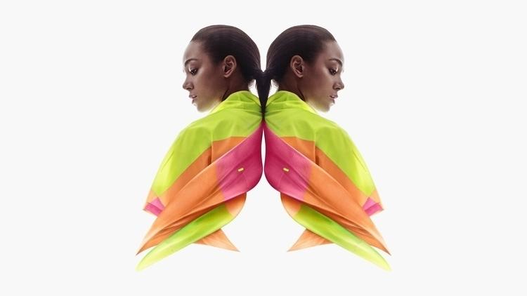 NikeLab Kim Jones colour gradin - fabrik | ello