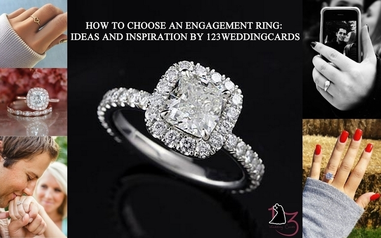 choose Engagement Ring: Ideas I - 123weddingcards | ello
