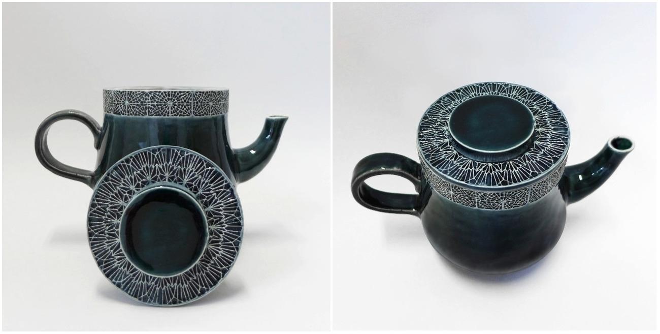 'Arabia collection'. Teapot. Ha - sophia_o | ello