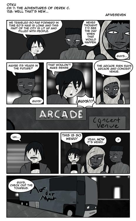 comic - afiveseven | ello