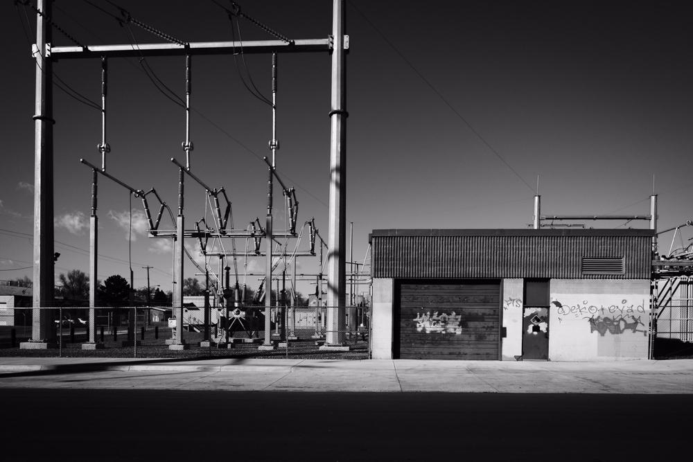 Sunnyside. electrical substatio - cnhphoto | ello