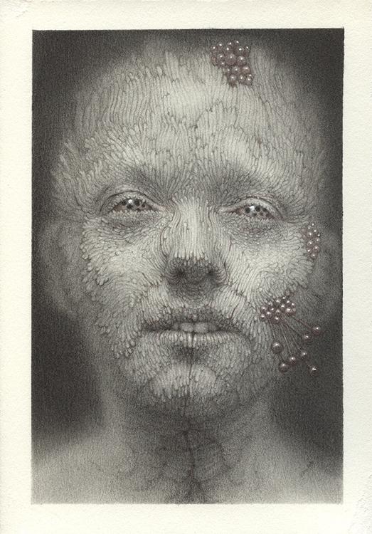 5x7 graphite watercolor paper - drawing - nathanreidt | ello