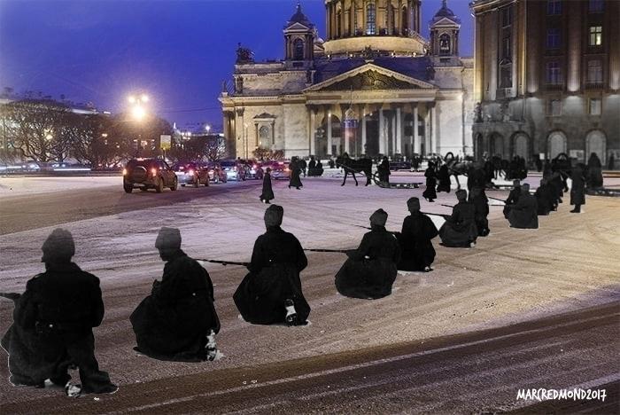 Ghosts History - Russian Revolu - marcredmond | ello
