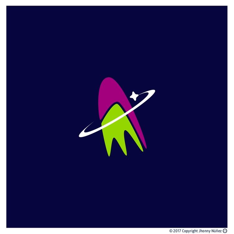 Amigo Espacial mission logo...  - dblackhand   ello