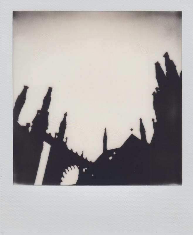 Prague Castle  - polaroid, instantfilm - adamdreessen | ello