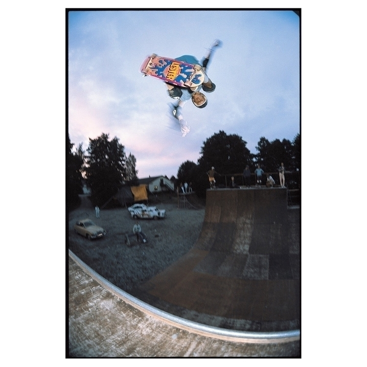 Tony Hawk backside Ollie Lester - jordangrantbrittain | ello