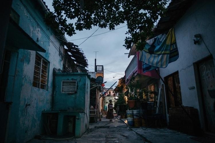 Barrio La Huaca de Veracruz. Fu - matiasgonzalez | ello
