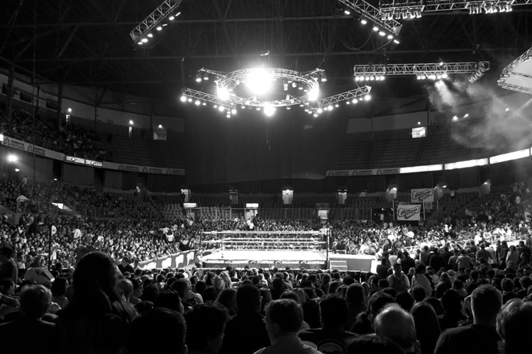Arena Mexico - lucha libre - mexicocity - helliongallery | ello