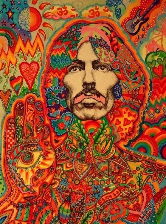 Remembering George Harrison dat - meditation | ello