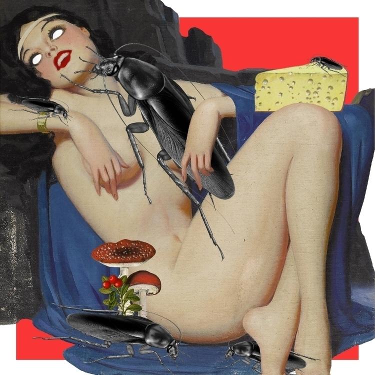 poster day - Day 50 - illustration - kayankwok | ello