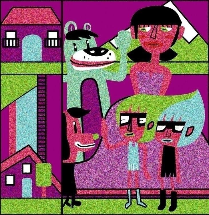 tree house - ilustracion, illustration - ciodesign | ello
