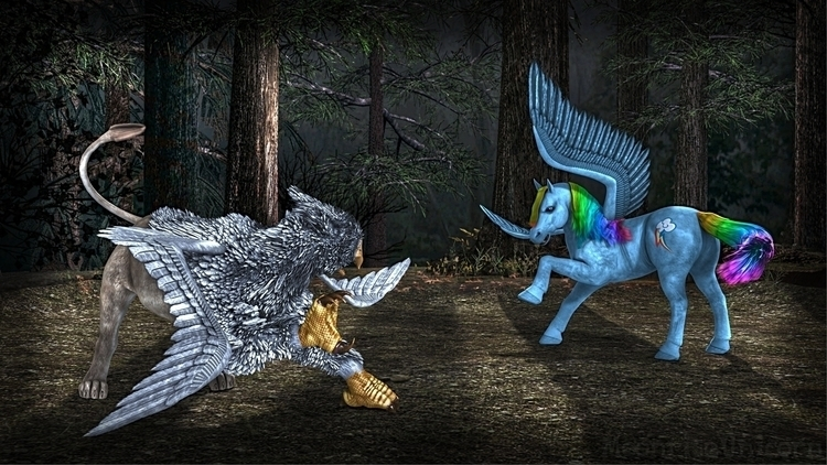 Unfriendly Times Rainbow Dash c - moonriseunicorn | ello