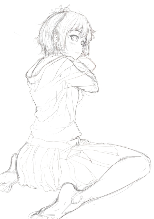 ! ill post daily random doodles - peyeumpra | ello
