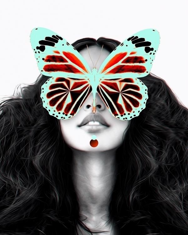 Bufly - digitalart, abstract, artdaily - dorianlegret | ello