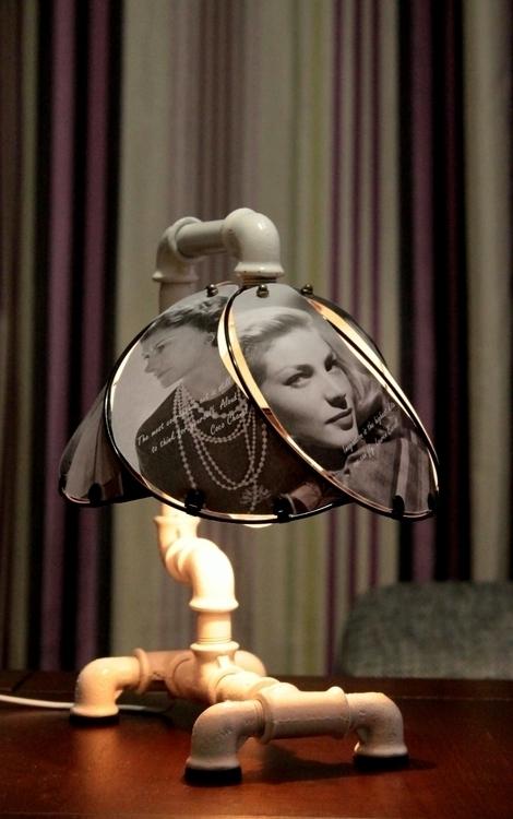 pipe lamp classic divas custom  - gentlemenworks | ello