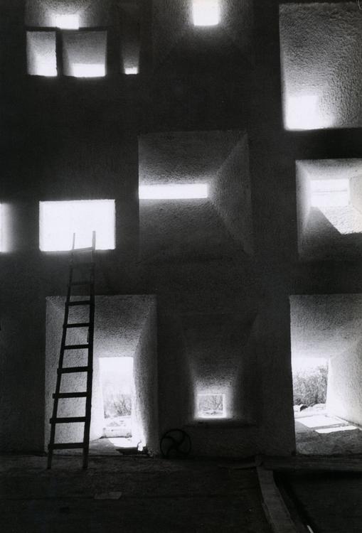 Rene Burri, Le Corbusier 1955 - okamika | ello