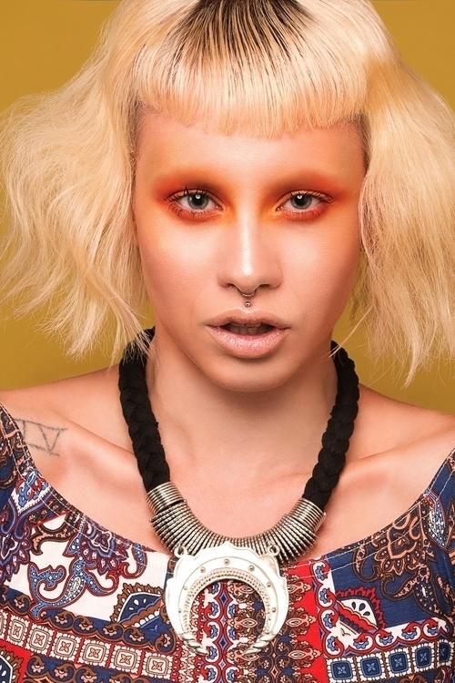 Model: Jordan Hinds MUA: Kata B - mdanielsphotography | ello