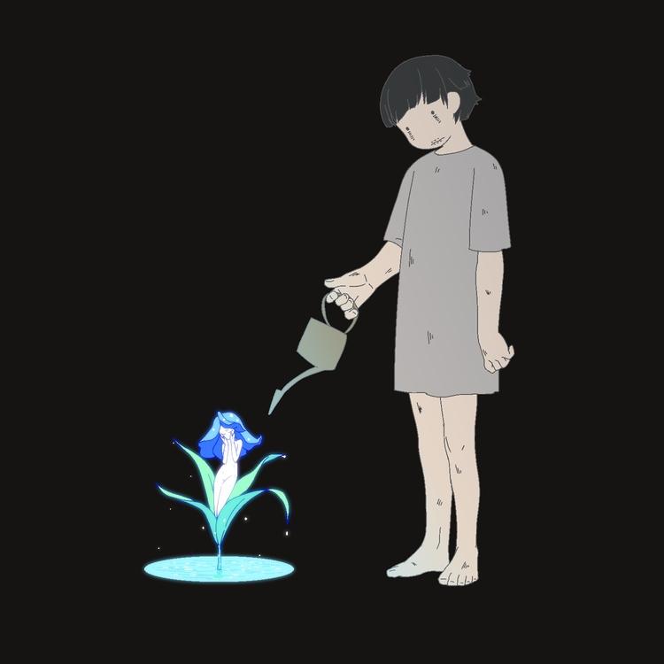 美しく泣きつづける君に、あげられる水が切れてしまった - tablesalt | ello