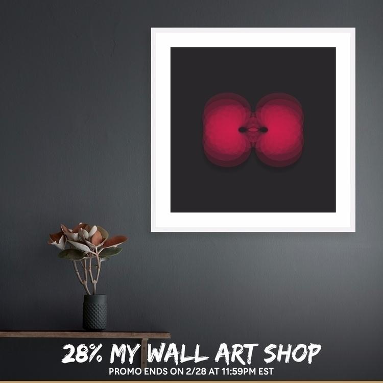 art wall shop February = 28% pr - andres10 | ello