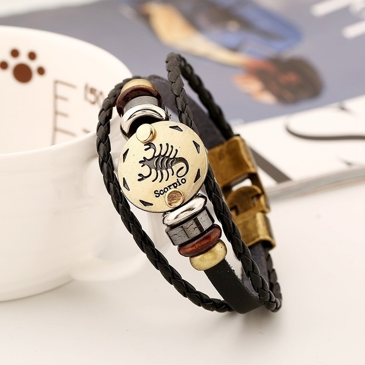 SPECIAL OFFERS-Leather Bracelet - uniquecollectiblesgifts | ello