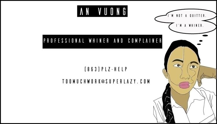 WIFT Business Card assignment.  - anvuong | ello